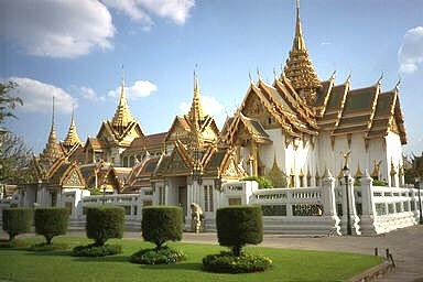 معبد پادشاهی بودا - بانکوک - تایلند